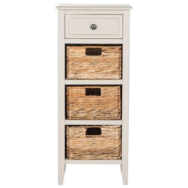 MICHAELA DRAWER SIDE TABLE, AMH5744D. Picture 1
