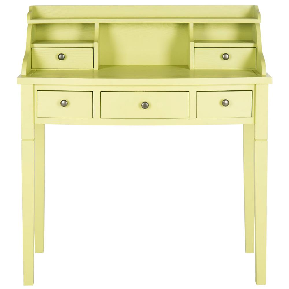 LANDON 5 DRAWER WRITING DESK, AMH6516F. Picture 1