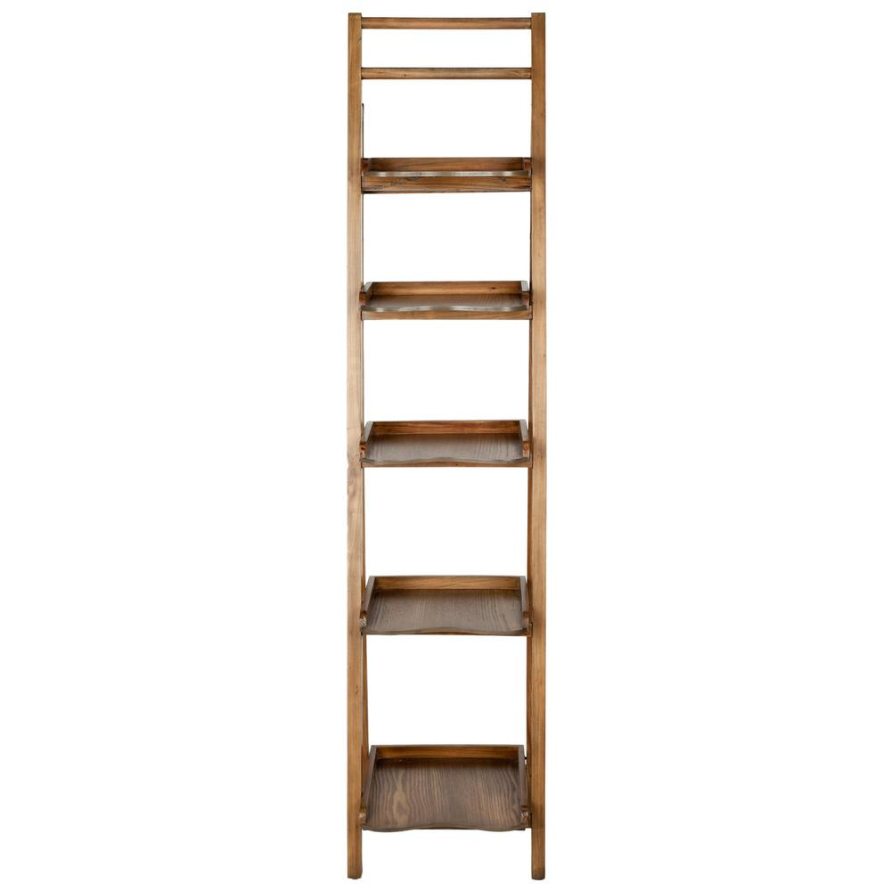 ASHER LEANING 5 TIER ETAGERE, AMH6537D. Picture 1