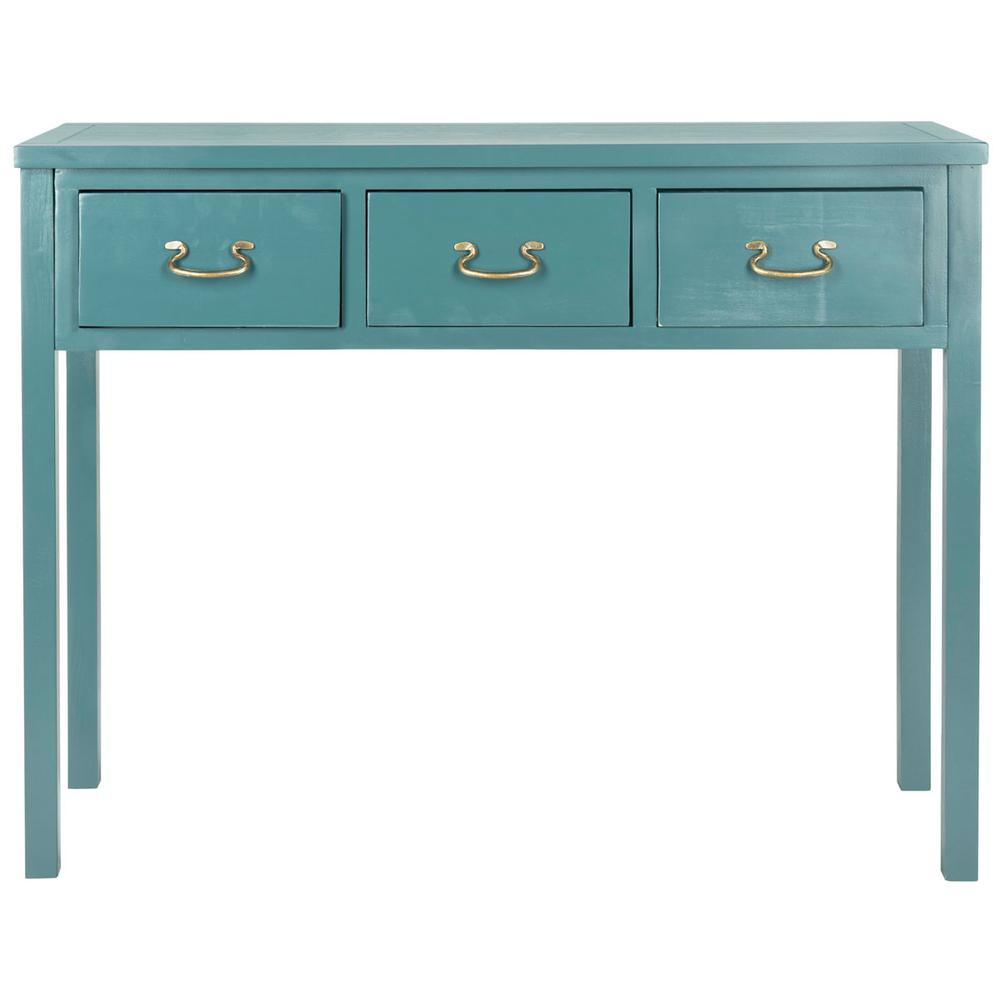 CINDY CONSOLE WITH STORAGE DRAWERS, AMH6568H. Picture 1