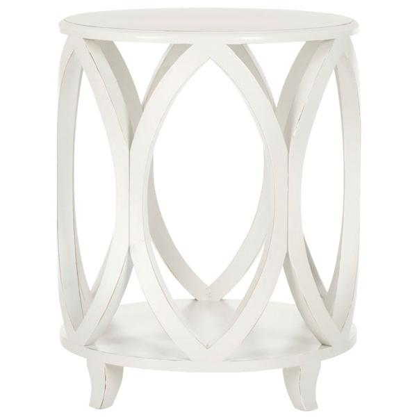 JANIKA ROUND ACCENT TABLE, AMH6607A. Picture 1