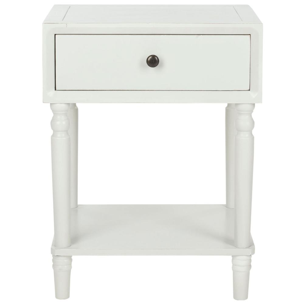 SIOBHAN NIGHTSTAND WITH STORAGE DRAWER, AMH6611A. Picture 1