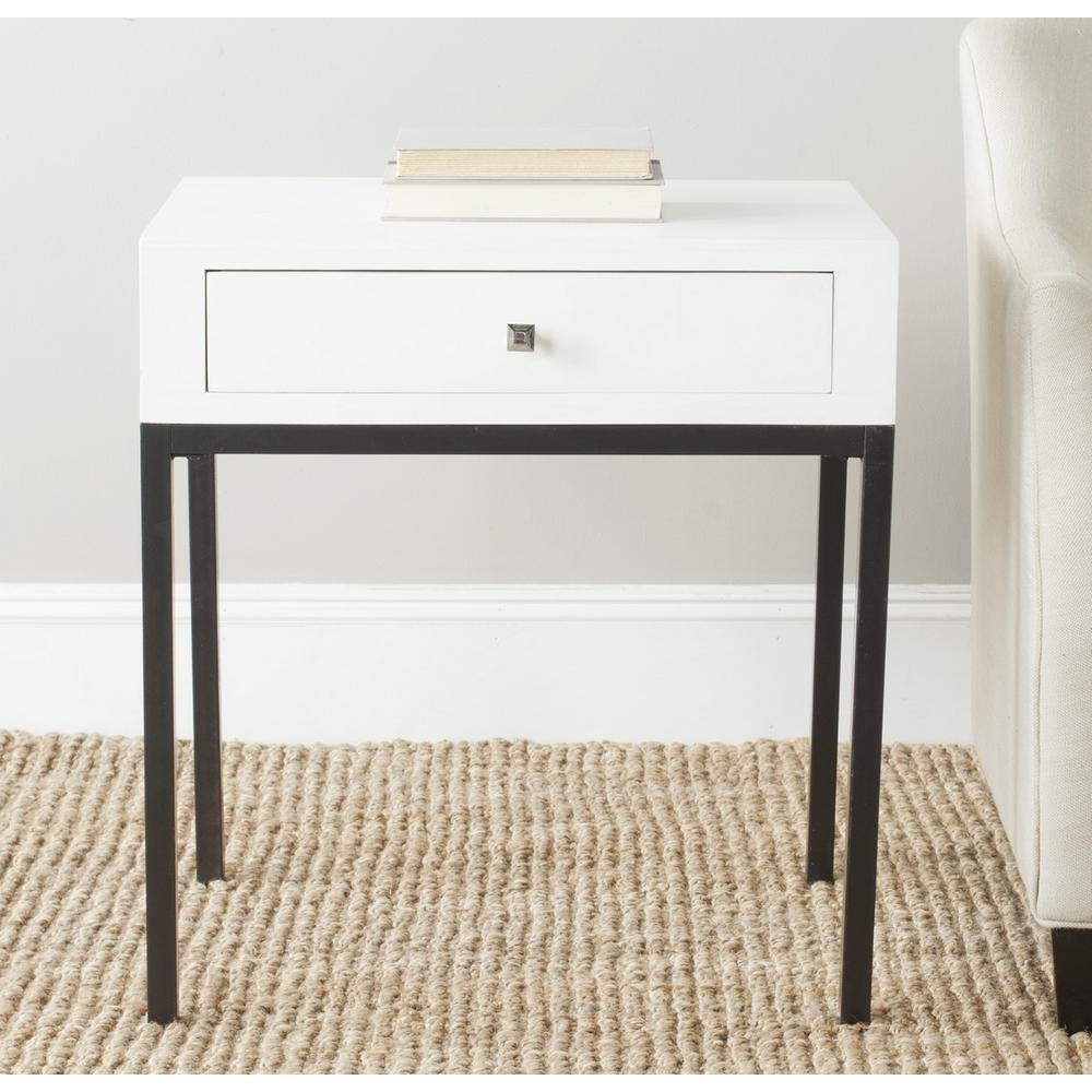 ADENA END TABLE WITH STORAGE DRAWER, AMH6612C. Picture 1
