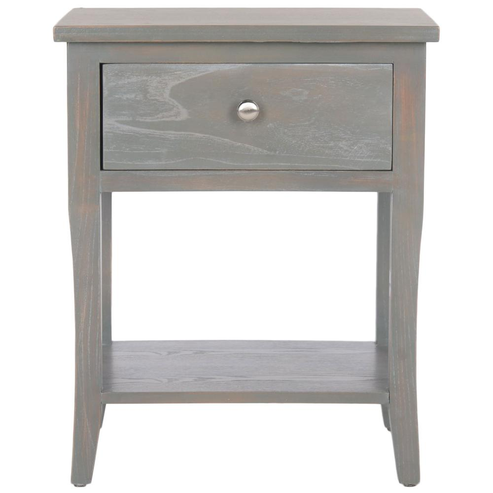 COBY NIGHTSTAND WITH STORAGE DRAWER, AMH6616A. Picture 1