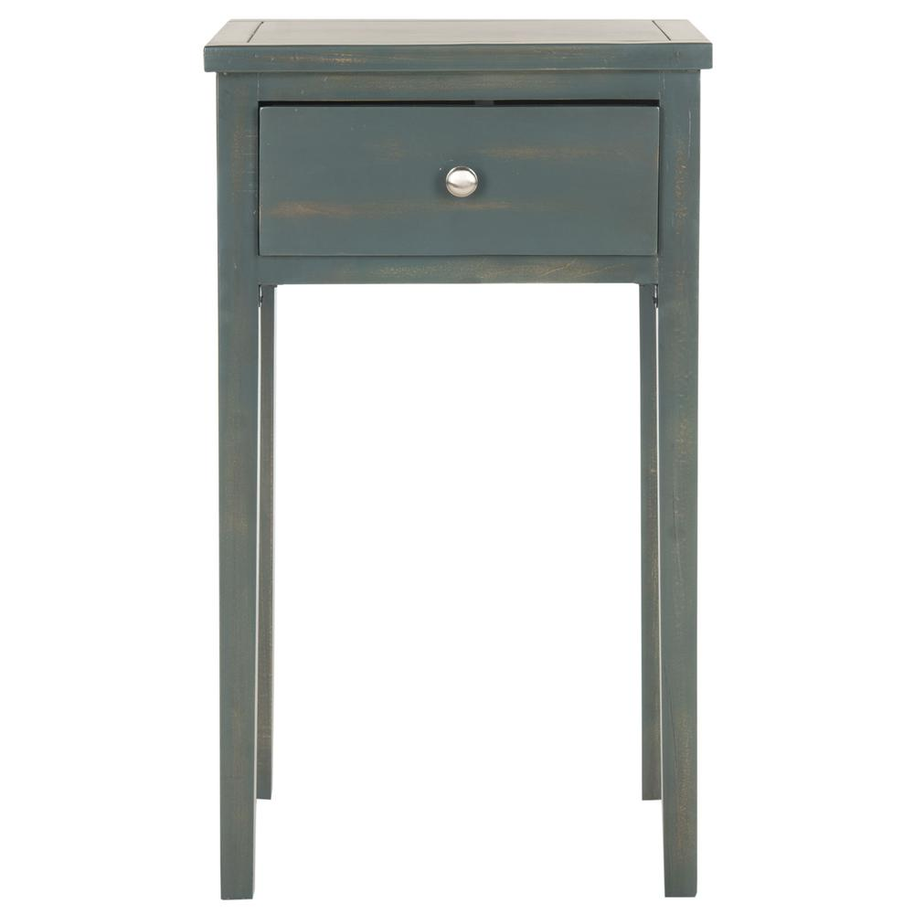 ABEL NIGHTSTAND WITH STORAGE DRAWER, AMH6626B. Picture 1