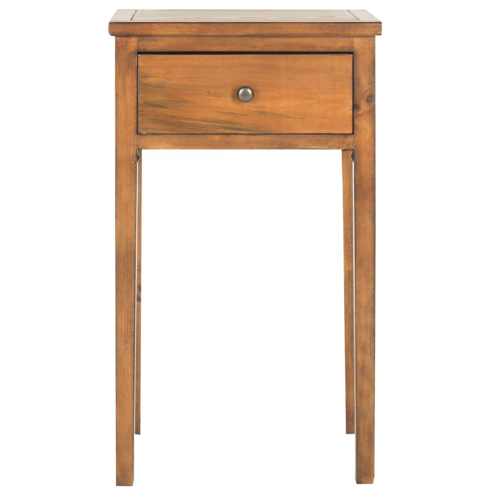 ABEL NIGHTSTAND WITH STORAGE DRAWER, AMH6626F. Picture 1
