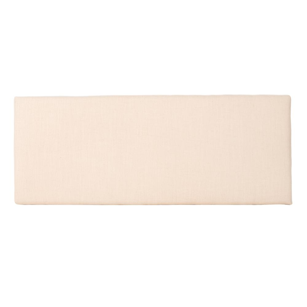 Juliet Rectangular Bench, Beige/Gold. Picture 9