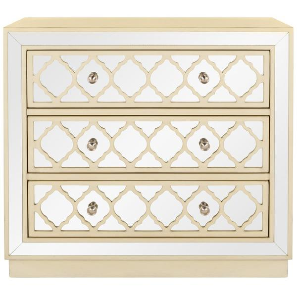 AMELIA 3 DRAWER CHEST, CHS6402B. Picture 1