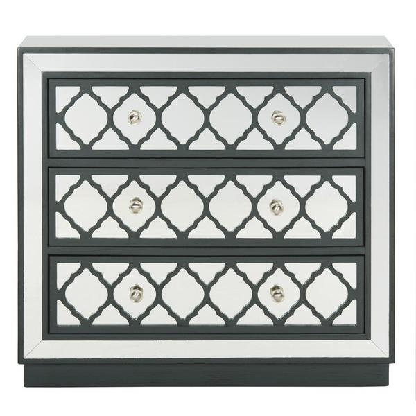 AMELIA 3 DRAWER CHEST, CHS6402C. Picture 1