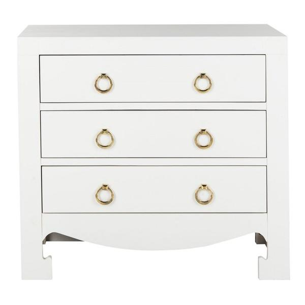 DION 3 DRAWER CHEST. Picture 1