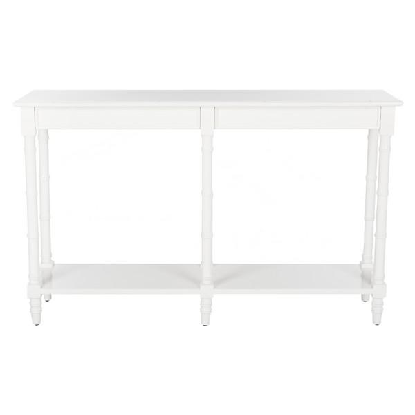 NOAM MODERN COASTAL BAMBOO CONSOLE TABLE, CNS3500A. Picture 1