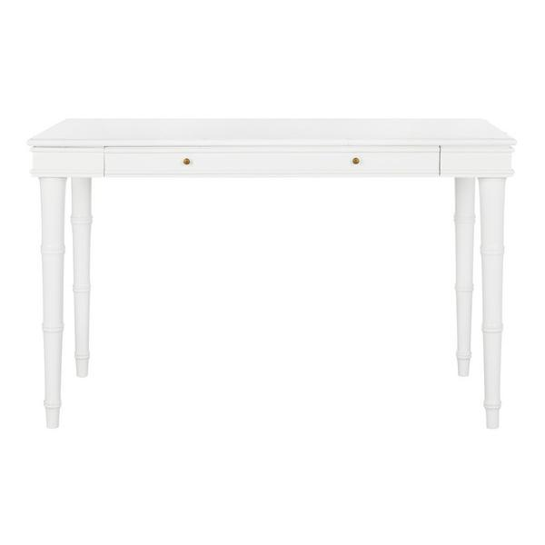 NOELY MODERN COASTAL WRITING DESK, DSK3500A. Picture 1