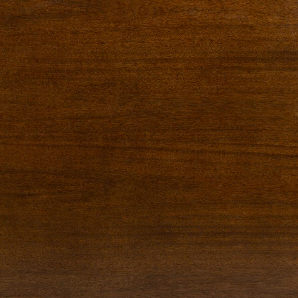 Tia Rectangle Dining Table, Walnut. Picture 8
