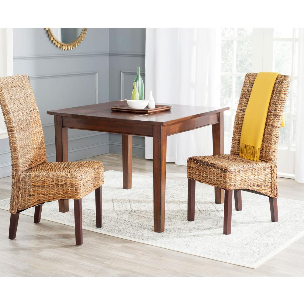 BANGKA 18''H RATTAN SIDE CHAIR