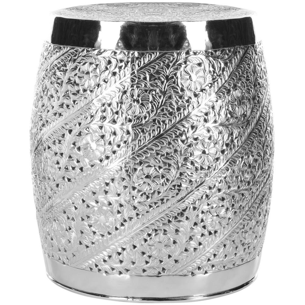 LIAM ETCHED STOOL. Picture 1
