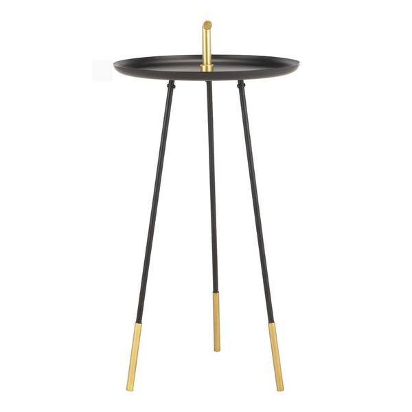 DELIA HANDLE SIDE TABLE. Picture 1