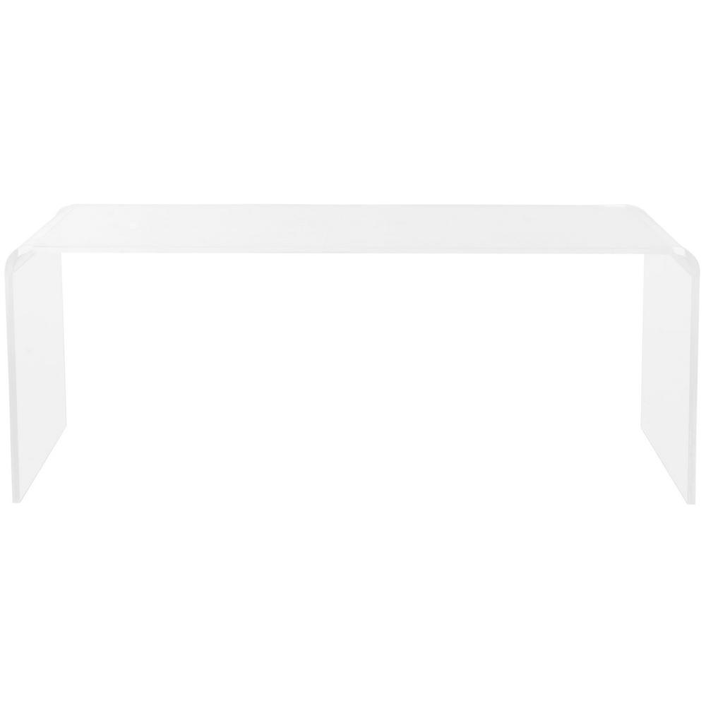 ATKA ACRYLIC COFFEE TABLE. Picture 1