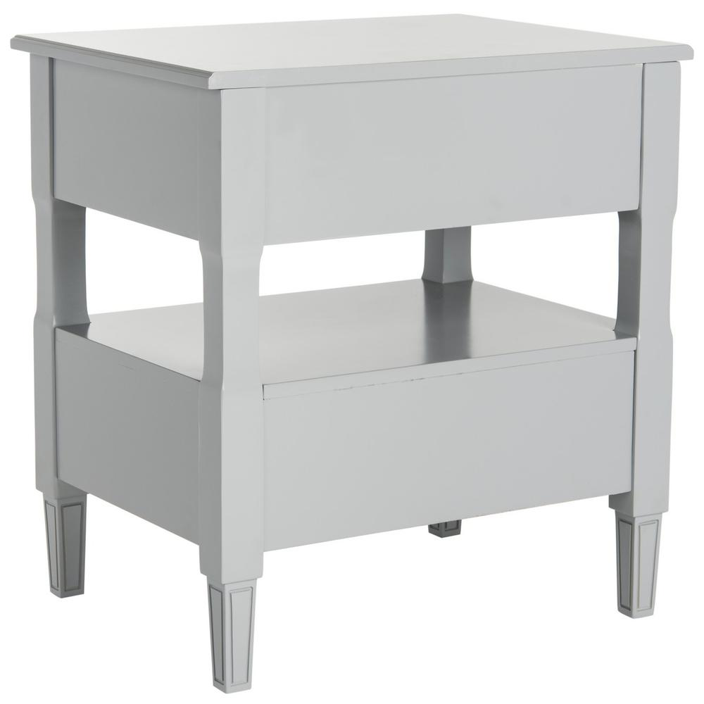 JENSON TWO DRAWER NIGHT STAND, FOX6277C. Picture 1