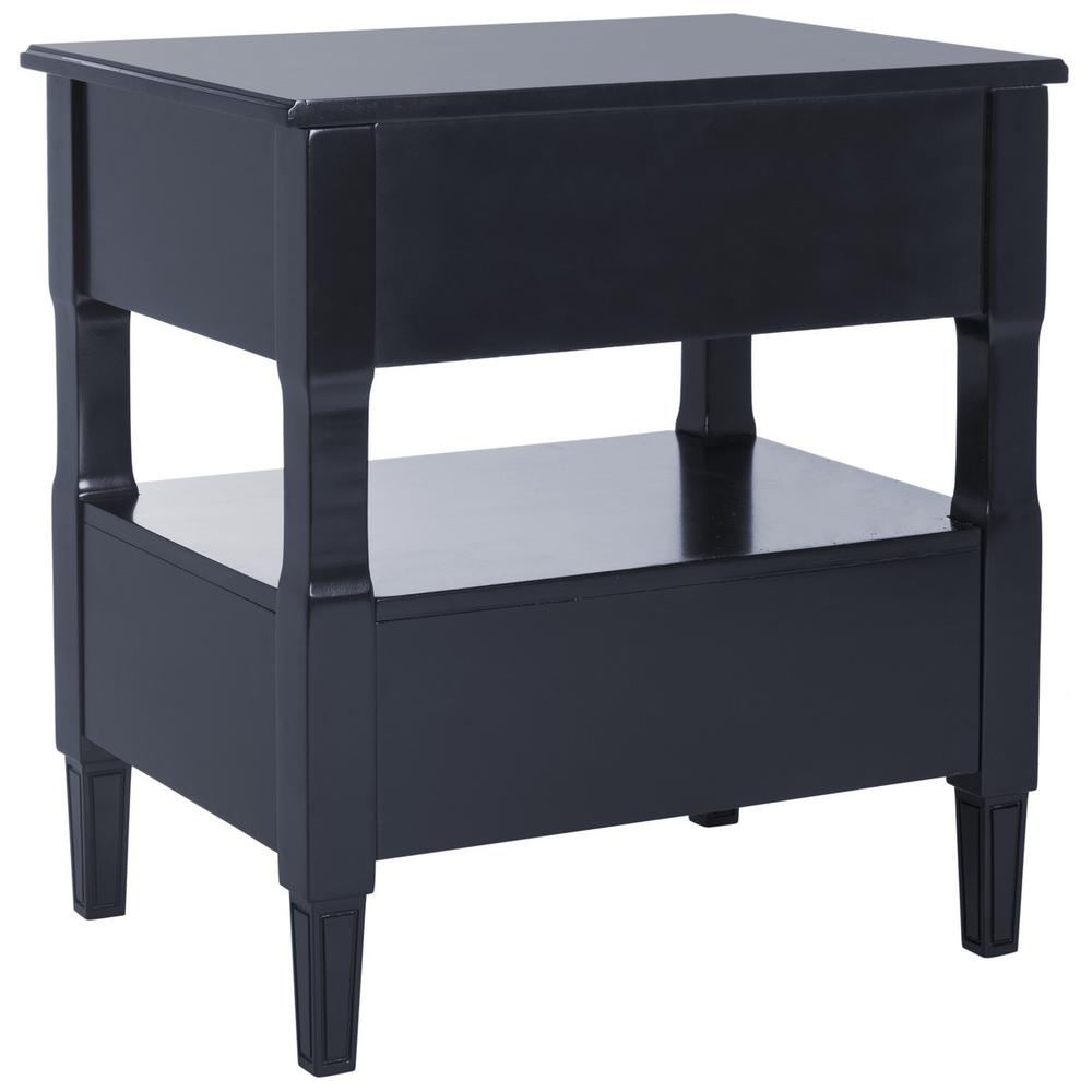 JENSON TWO DRAWER NIGHT STAND, FOX6277D. Picture 1