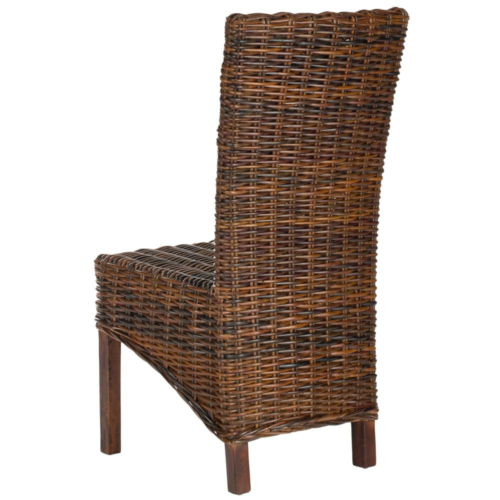 RIDGE 18''H RATTAN SIDE CHAIR. Picture 1