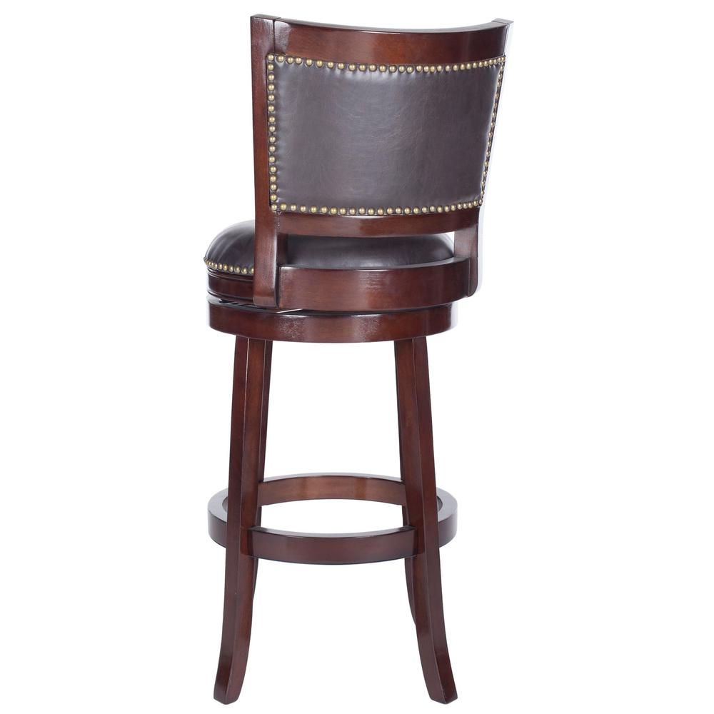 LAZZARO SWIVEL BAR STOOL, FOX7012A. Picture 1
