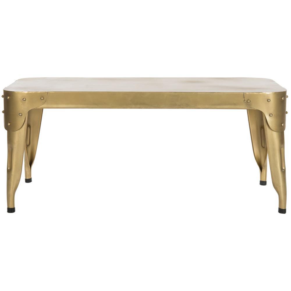 CLASSSIC IRON COFFEE TABLE, FOX7205B. Picture 1