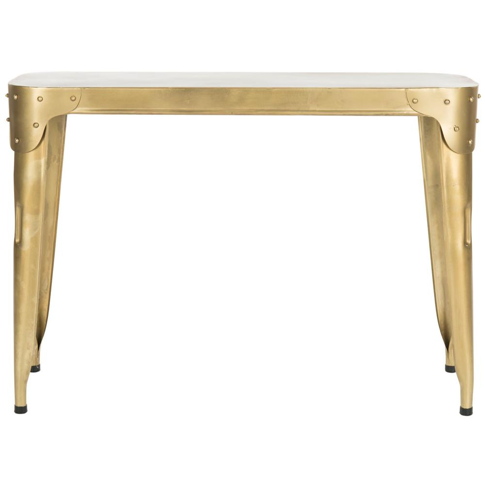CLASSIC IRON CONSOLE TABLE, FOX7206B. Picture 1