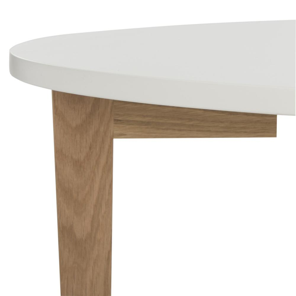 WOODRUFF OVAL COFFEE TABLE. Picture 1