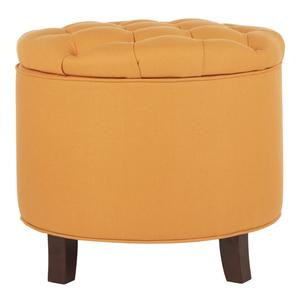 AMELIA TUFTED STORAGE OTTOMAN, HUD8220D. The main picture.