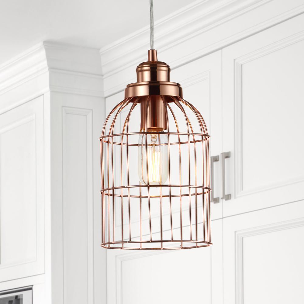 Cannelle Pendant, Copper