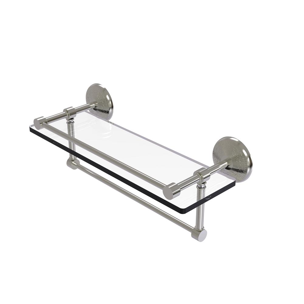 Mc 1tb 16 Gal Sn 16 Inch Gallery Glass Shelf With Towel