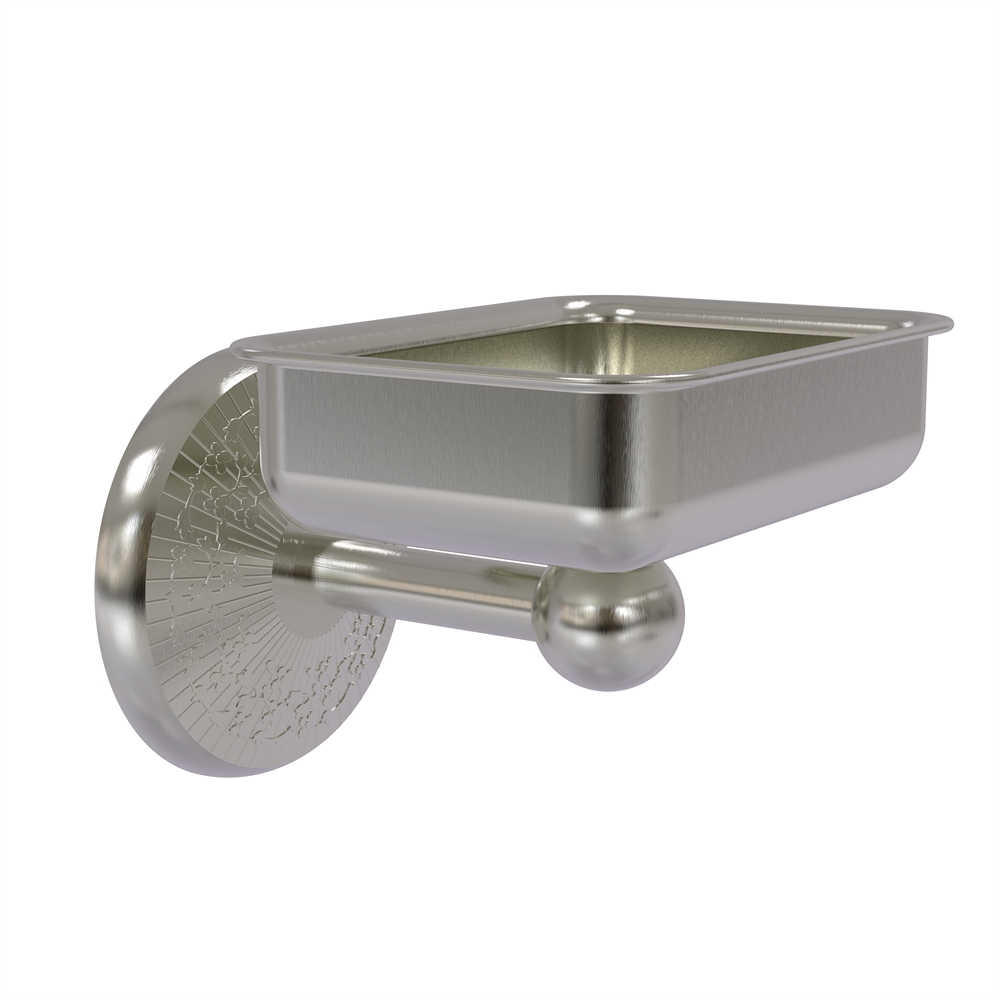 Mc 32 Sn Monte Carlo Collection Wall Mounted Soap Dish
