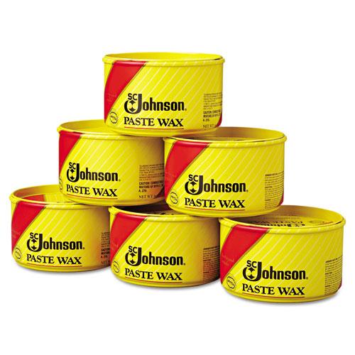Concrete Paste Wax : Paste wax multi purpose floor protector oz tub carton