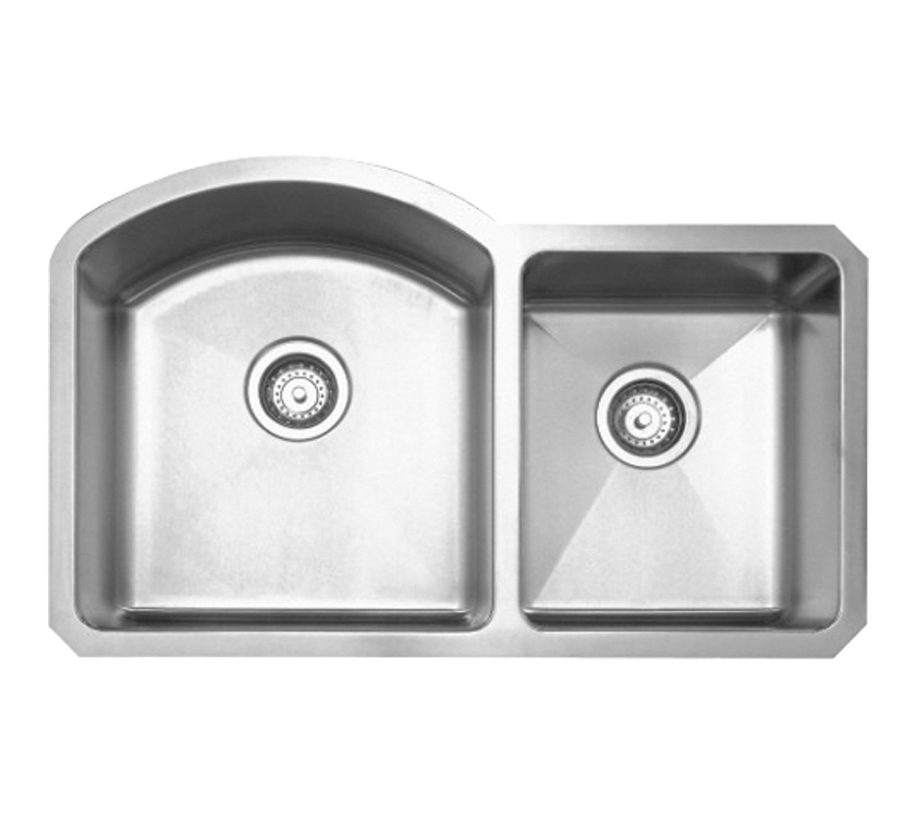 Whitehaus Collection WHNC3220 Noah\'s Collection Sinks Brushed ...