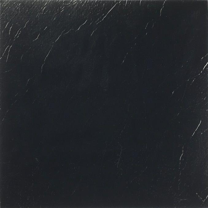 Achim Nexus Black 12x12 Self Adhesive Vinyl Floor Tile