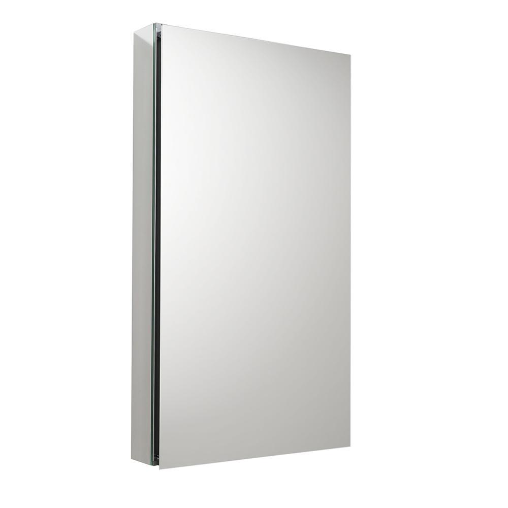 """Fresca 20"""" Wide x 36"""" Tall Bathroom Medicine Cabinet w/ Mirrors. Picture 1"""