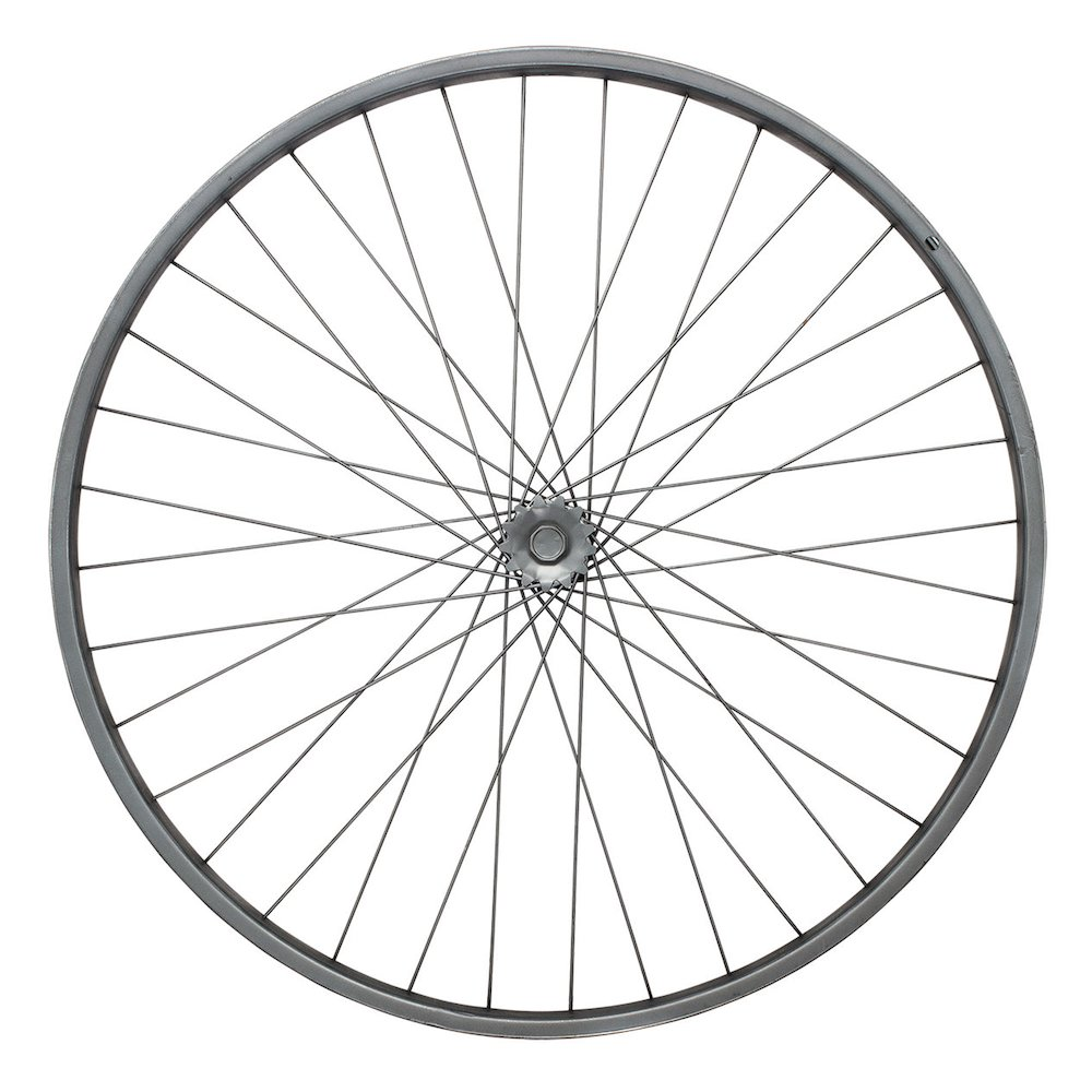 Retro bike wheel wall art for Bicycle wheel wall art