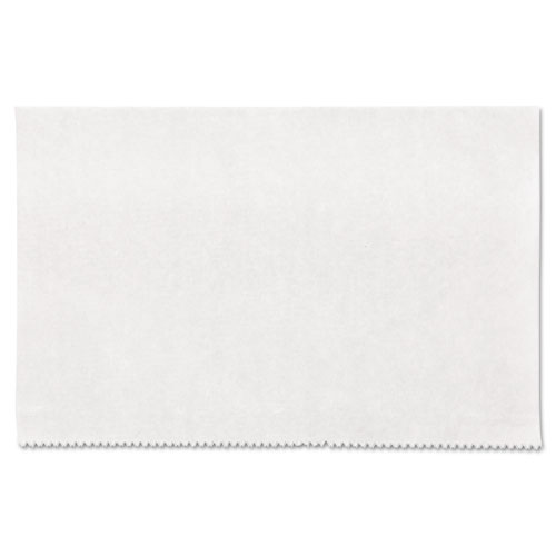 """Eco-Pac Natural Interfolded Dry Wax Paper, 8"""" x 10.75"""", 500/Box, 12 Boxes/Carton. Picture 2"""