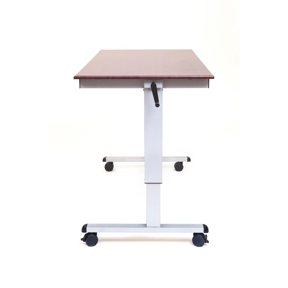 Standup Cf60 Dw 60 Quot Crank Adjustable Stand Up Desk