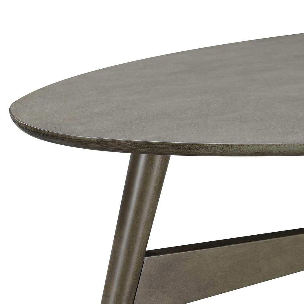 Kiera 3PC Occasional Table Set in Gray. Picture 2
