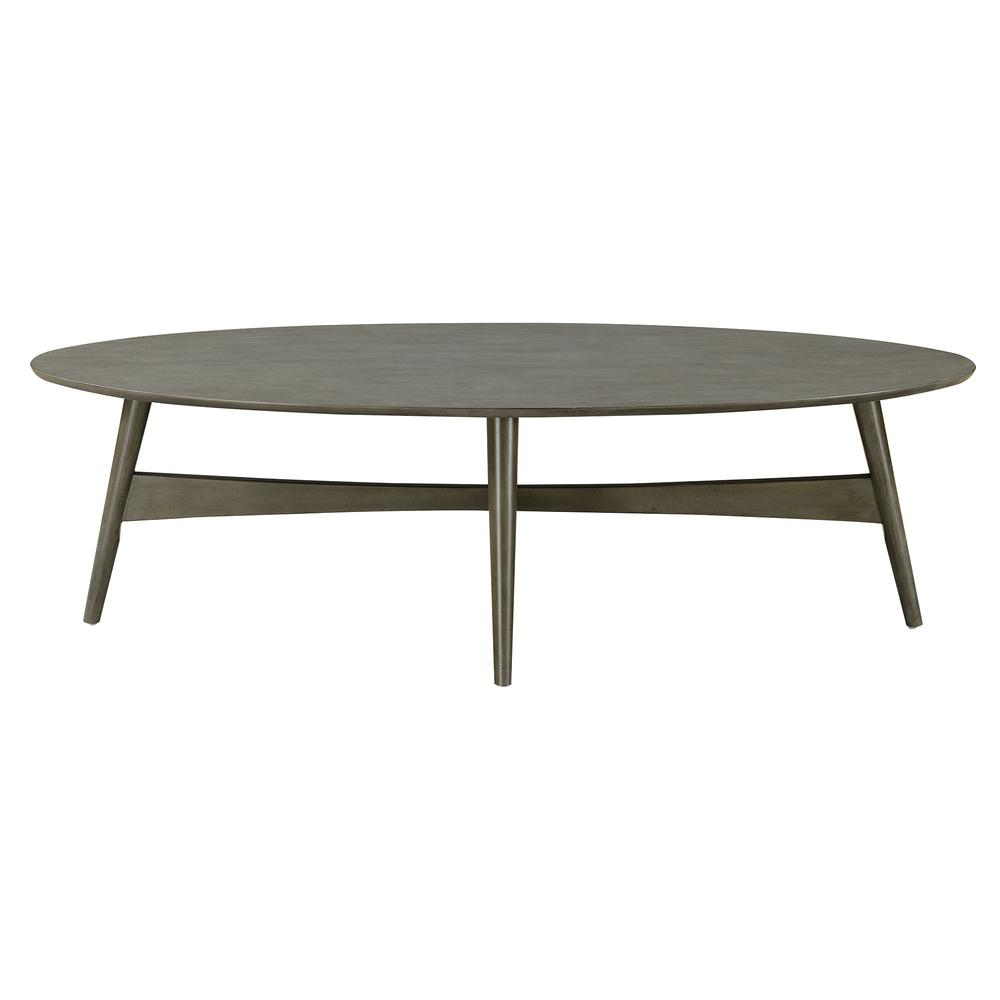 Kiera 3PC Occasional Table Set in Gray. Picture 7