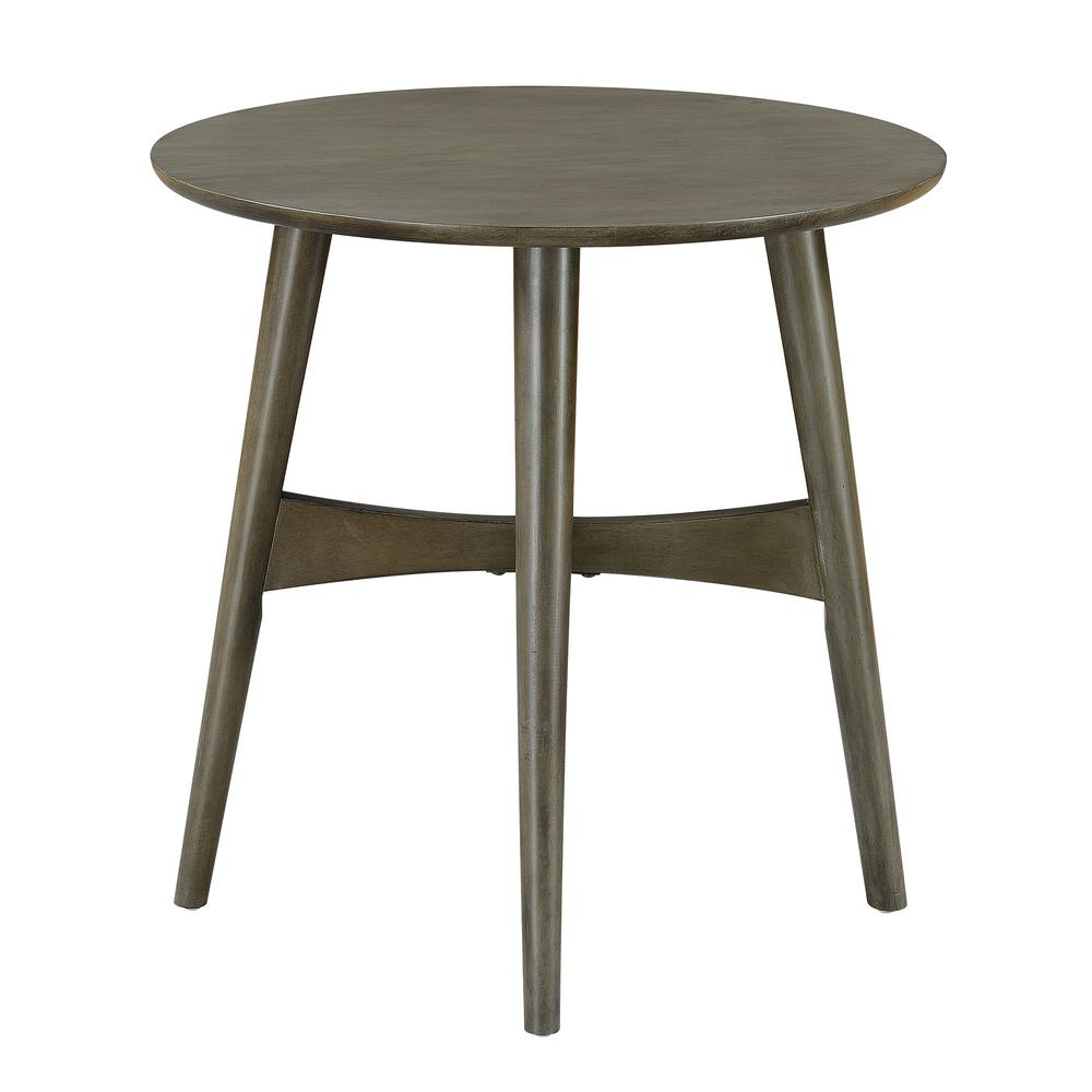 Kiera 3PC Occasional Table Set in Gray. Picture 10