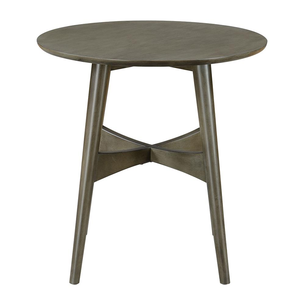 Kiera 3PC Occasional Table Set in Gray. Picture 11