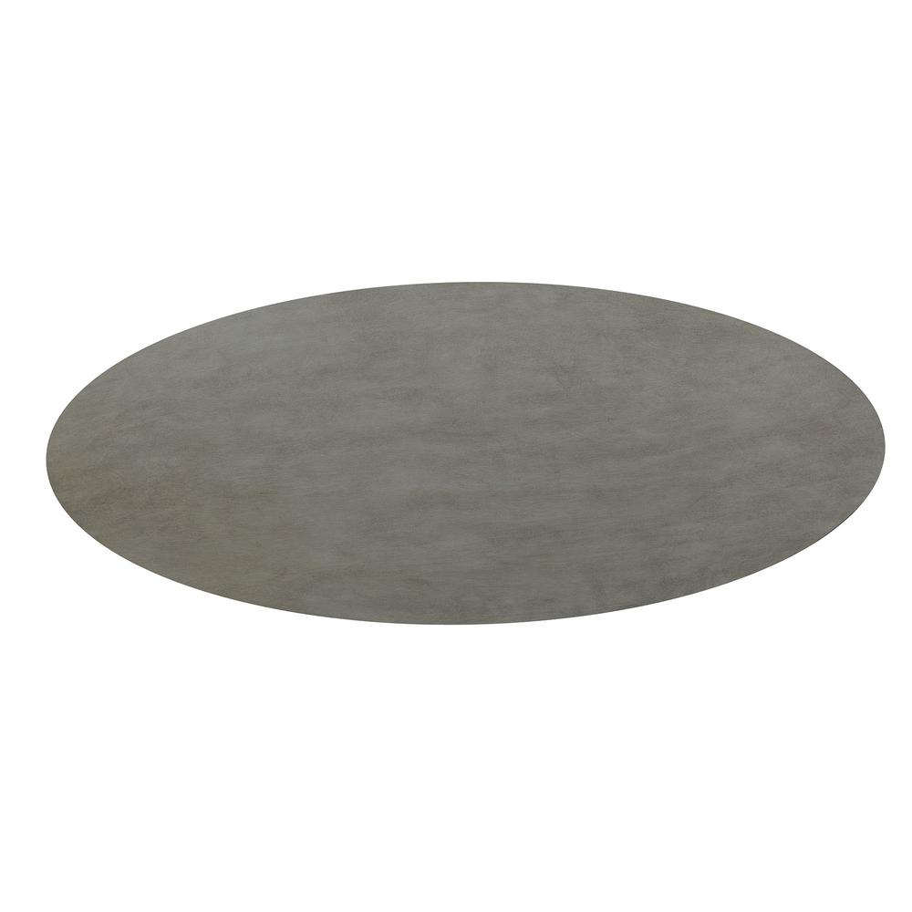 Kiera 3PC Occasional Table Set in Gray. Picture 12