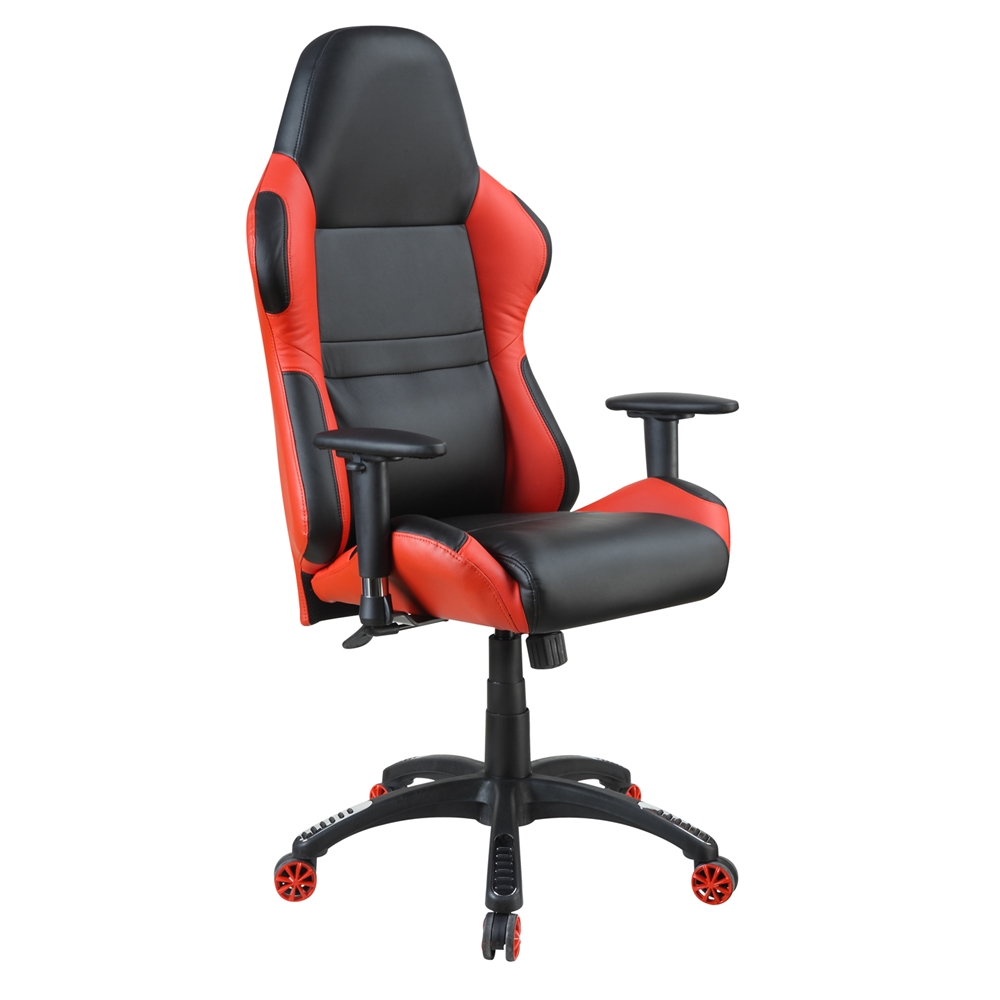 Dale Gaming Office Chair Black Red