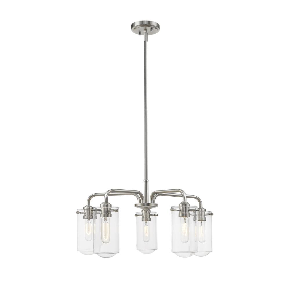 5 Light Chandelier. Picture 1