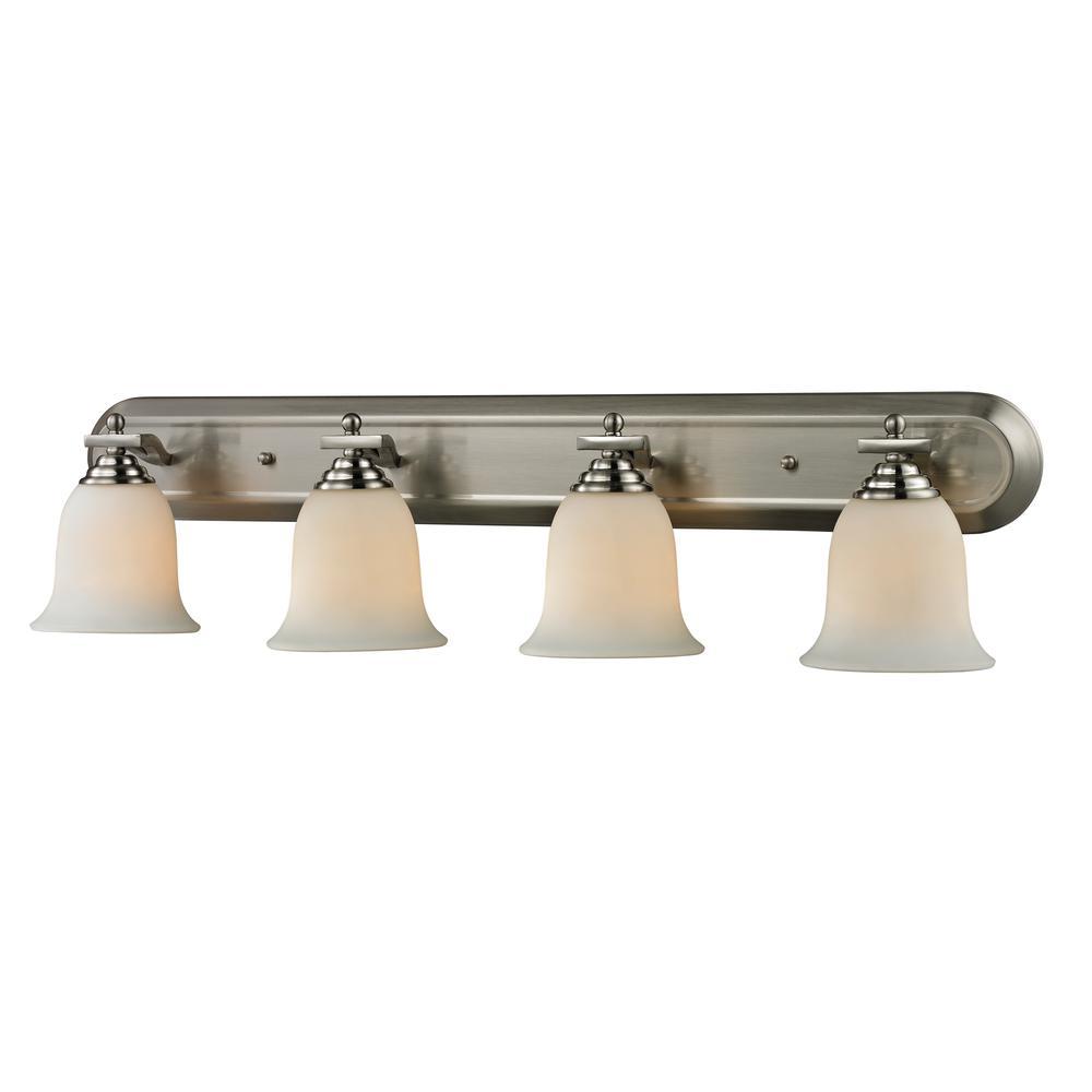 4 Light Vanity, 704-4V-BN