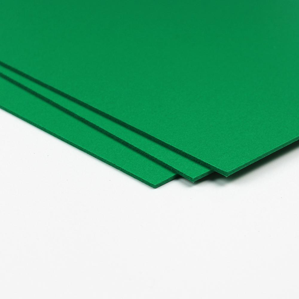 CraftTex, Bubbalux Ultimate Creative Craft Board, Forest Green, Pack of 3 Letter Size Sheets. Picture 13