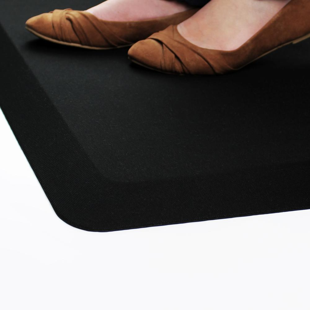 """Red Standing Comfort Mat - 20"""" x 32"""". Picture 3"""