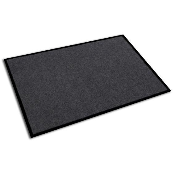 """Doortex Plushmat, Indoor Entrance Mat, Granite, Size 36"""" x 48"""". Picture 1"""